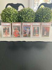 Michael Jordan PSA 9 Lot w/ SGC 9 USA Jordan BONUS!!!