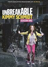 Unbreakable Kimmy Schmidt: Season One (DVD, 2016, 2-Disc Set) SEALED, UNOPENED