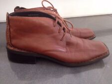 Bata Womens Brown Leather Shoes Size 5