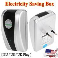[ EU / US / UK Plug ] EcoWatt365 - Power Energy Saving Box With Capacitance HQ