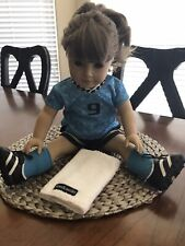 American Girl Doll In Soccer Gear