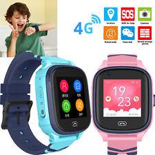 3G 4G Kids Smart Watch Phone Camera Video Call SOS GPS+Wifi+LBS Locator Tracker