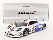 McLaren F1 GTR BMW Motorsport #42 24h Le Mans 1997 - 1:18 - Minichamps
