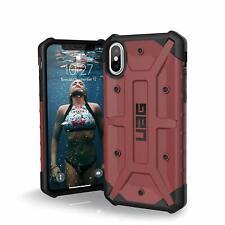Urban Armor Gear (UAG) iPhone XS & X Pathfinder Tough Case Cover Carmine/Maroon