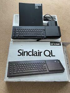 Sinclair QL computer