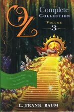 OZ Complete Collection Volume #3 L FRANK BAUM Patchwork Girl, Tik-Tok, Scarecrow