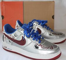 "Nike Men's Air Force One Premium ""LeBron Collection Royale"" 8.5 NIB Free Ship!"