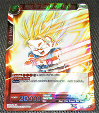 2x Rising Fist Super Saiyan 2 Son Goku BT3-004 R Dragon Ball Super TCG NEAR MINT