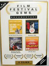 FILM FESTIVAL GEMS - DOCUMENTARIES - OVER 30 AWARDS FOR THESE DOCS BNIBOX