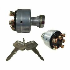 Ignition Key Switch Mitsubishi Satoh Case IH 235 255 245 International