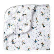 Peter Rabbit Baby Collection Blanket  - Beatrix Potter New Baby