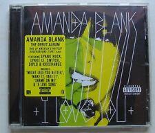 AMANDA BLANK (CD) I LOVE YOU