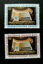 United Nations-1978-Set of 2-MNH