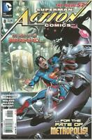 ACTION COMICS (2011) #8 - New 52 - Back Issue (S)