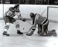 Rare 1972 73 WHA Ottawa Nationals vs Alberta Oilers Game Action 8 X 10 Photo Pic