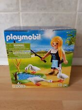New Playmobil Easter Egg Set 70083 Geese Farm