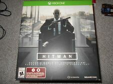 Hitman: Collector's Edition Microsoft Xbox One 2016 Sealed MIB