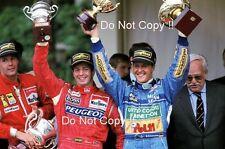 Michael Schumacher BENETTON B194 Winner Grand Prix de Monaco 1994 Photo 2