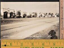 1930s UNUSED POST CARD KIPER'S TOURIST COURT, NEW IBERIA, LA