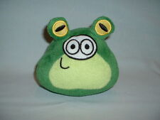 POU FROG Cuddly Soft Plush Toy (MOBILE PHONE APP VIRTUAL PET ANDROID GAME/TOAD)