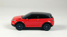 Matchbox '15 Range Rover Evoque Red No Package