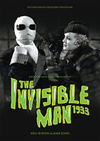 The Invisible Man 1933 Large Ultimate Guide Classic Movie Monsters Collection!