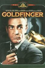 DVD - JAMES BOND 007 : GOLDFINGER avec SEAN CONNERY, GERT FROBE