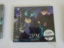 Official CD Ao no Exorcist 2 pm Ending theme take off Limited Edition