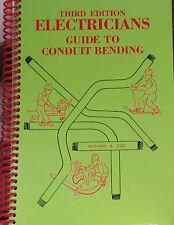 Conduit Bending book