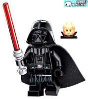 100% LEGO Darth Vader Star Wars Darth Vader Transformation Minifigure 75183