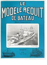 """MODELE REDUIT DE BATEAU N°184 PLAN : PETROLIER """"INVERLAGO"""" / BATEAUX BOUTEILLES"""