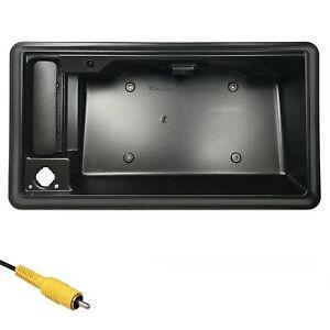 For Ford Econoline (2008-2017) Cargo Door Van Handle with Backup Camera