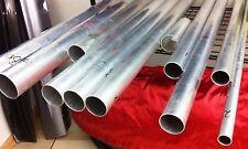 Tubo manicotto giunzione alluminio dritto 80mm Turbo Silicon Hoses 1mt 100cm