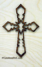 Celtic Cross, Decorative Handmade Cross for Wall Hanging or Ornament, Item S1-11