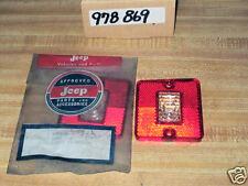 Kaiser Jeep Brake Light Lens # 978869 - New in Pkg