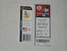 BOSTON RED SOX 2013 WORLD SERIES BOOKMARKER