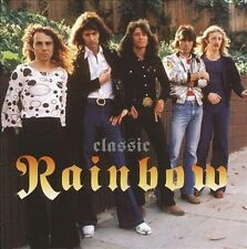 RAINBOW Classic Rainbow CD BRAND NEW Ritchie Blackmore Ronnie James Dio