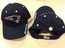 New England Patriots Hat. Brand New. Blue with Stitched Logo. Patriots stitched