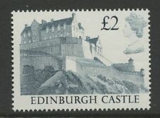 GB QE2 1988 CASTLE £2 glazed low OBA UM MNH **