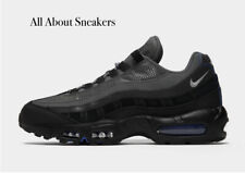 """Nike Air Max 95 """"Black"""" Men's Trainers Limited Stock All Sizes"""