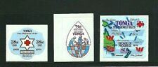 TONGA 1979 - OFFICIAL AIRMAIL Decade Of Progress - Set of 3 SG O187/9 - Mint MNH