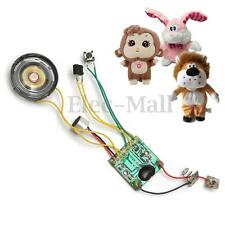 10 Seconds Sound Voice Recordable Module Audio Recorder Chip For Recording Doll