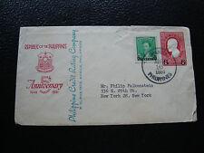 FILIPPINE - busta 10/8/1951 (cy81)