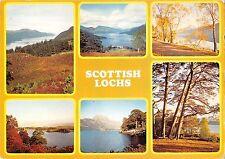 BR89916 scottish lochs loch ness loch lomond scotland