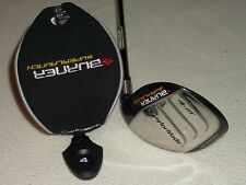 TaylorMade Superlaunch 21* Hybrid / TM REAX M Flex Graphite / TM Grip/ Cover