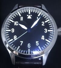 Debaufre Limited Edition Nav B-Uhr Swiss Automatic 47mm #05/200 Pilot Steinhart