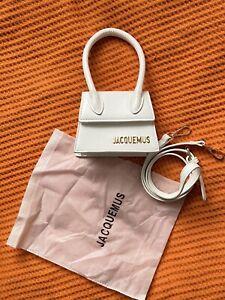 Jacquemus Le Chiquito Dupe Bag White