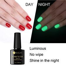 UR SUGAR Nail No Wipe Top Coat Luminous UV Gel Polish Soak off Nail Art