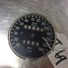 BMW R60/75/90/100 Speedometer Faceplate w=1,244