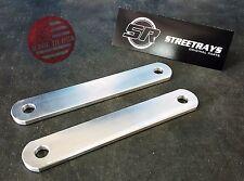 """StreetRays Yamaha VStar / V-Star 1100 2"""" REAR LOWERING LINKS KIT (SILVER)"""
